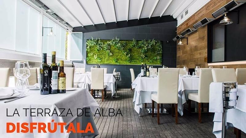 Monte Iberia La Terraza De Alba